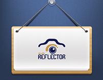 Branding reflector studio