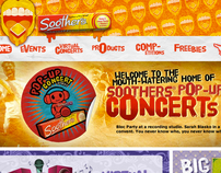 Soothers - Virtual Pop-Up Concert