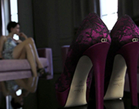 Film for Dior Shoes Catalog
