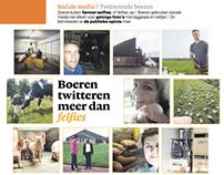 Farmer selfies | NRC Next
