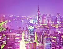 CINA : SHANGHAI - TAICHUNG EXPRESS