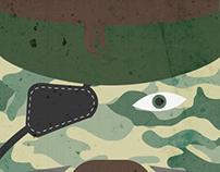 Metal Gear Solid 3 Poster