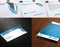 VOKTECH Full Branding Design