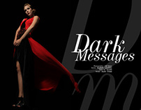 Dark Messages