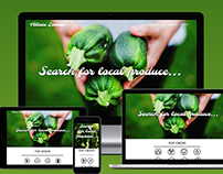 :: Web Development :: Farm-To-Table Industry