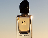 Giorgio Armani Fragrances - Si Digital Launch India