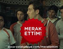 """Coca-Cola """"Merak Ettim/Bakkal"""""""