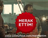 "Coca-Cola ""Merak Ettim/Çırak"""
