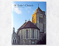 St. Luke's Church: A Journey From Iron To Stone