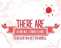 Coca-Cola #onemillionreasons Case Study