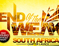 End of the Weak SA Chapter Launch