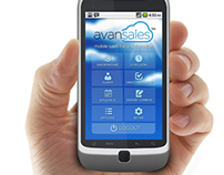 Avansales - mobile SalesForce app