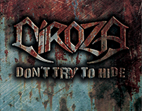 CIROZA - DON'T TRY TO HIDE album cover