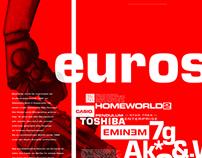 Eurostile portrait