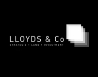 Lloyds & Co - Marketing, Brand Development & Design