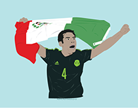 Rafa Marquez, Mexican Soccer Player