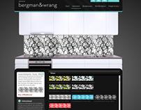 Design for Bergman & Wrang