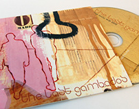 CD packaging design - The Last Gambados