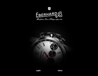 Eberhard & Co Chrono 4 GT - Web Design