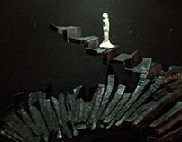 Hamlet Set Design