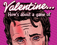 The Walking Dead Valentine's Day Cards