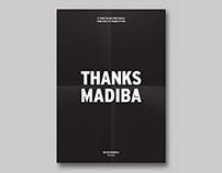 Thanks Madiba