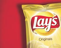 Lay's e Ruffles