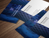 Equipements Industriels Business Cards