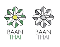 Baan Thai - Logo Redesign Project