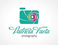 Logótipo Patrícia Faria