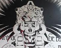GUERRERO JAGUAR Stencil (Nicko & Ceso)