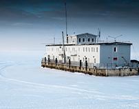 Frosty Arkhangelsk