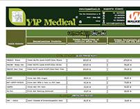 Listino Prezzi - VIP Medical