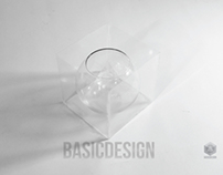Basicdesign Logo and aplications