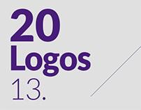 20 Logos - Édition 2013.