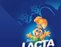 Páscoa é Lacta - Site