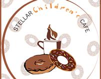 Donut Packaging for Stellar Children's Cafe