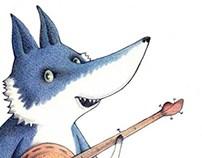 Indigo Wolf