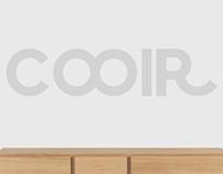 COOIR . furniture design