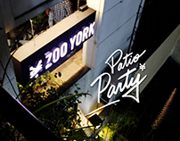 Patio Party by ZOO YORK