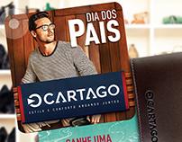 Campanha Dia dos Pais Cartago para Di Santinni - PDV