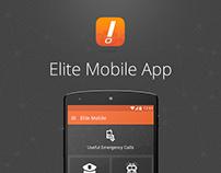 Elite - Mobile App