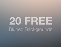 Download Free Blurred Backgrounds
