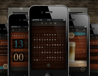 S L O W Lounge Iphone Application