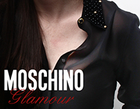 Glamour by Moschino (Perfume Advertisement)