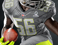 Nike Football-Pro Bowl & Civil War