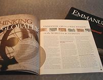 Emmanuel College Alumni Magazine, 2000