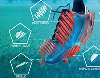 Adidas Predator / Facebook app