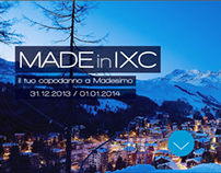 MADE in IXC | Promo Site |