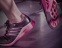 Adidas Women / Facebook app